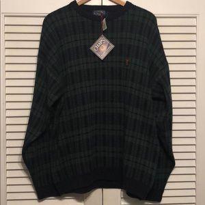 🔥VINTAGE NWT🔥Chaps Ralph Lauren Crewneck Sweater